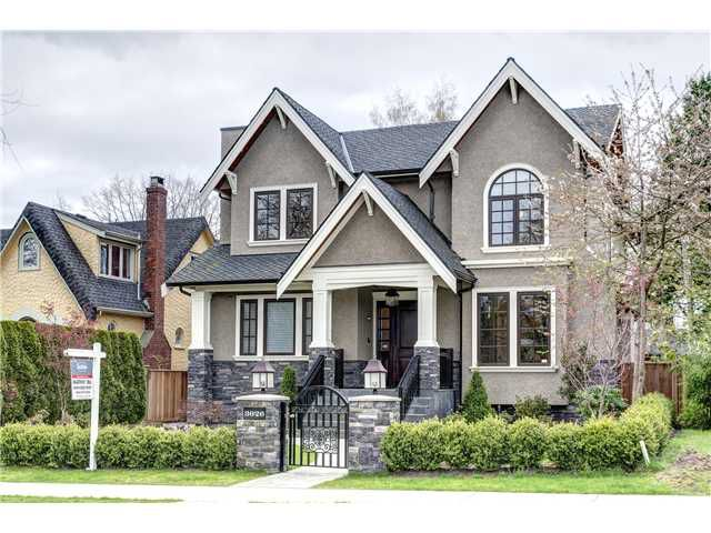 Main Photo: 3026 W 31ST Avenue in Vancouver: MacKenzie Heights House for sale (Vancouver West)  : MLS®# V1054482