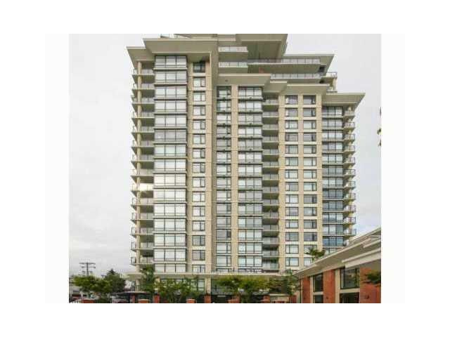 Main Photo: 806 610 VICTORIA Street in New Westminster: Downtown NW Condo for sale : MLS®# V1064335