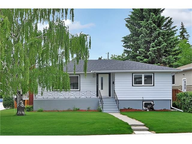 Main Photo: 203 41 Avenue NW in Calgary: Highland Park House for sale : MLS®# C4035983