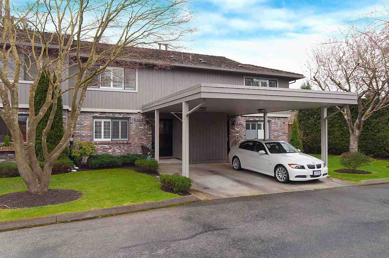 """Main Photo: 41 11771 KINGFISHER Drive in Richmond: Westwind Townhouse for sale in """"SOMERSET MEWS"""" : MLS®# R2050426"""