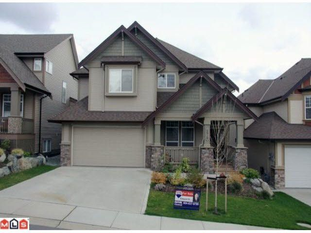 Main Photo: 6916 197A STREET in : Willoughby Heights House for sale : MLS®# F1007348