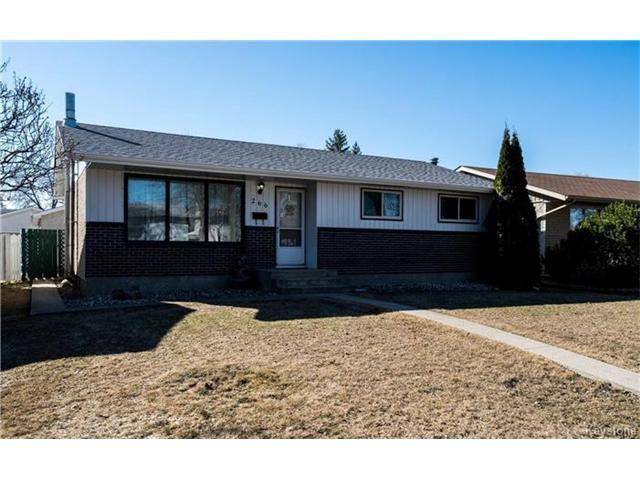 Main Photo: 266 Greenwood Avenue in Winnipeg: Meadowood Residential for sale (2E)  : MLS®# 1708122