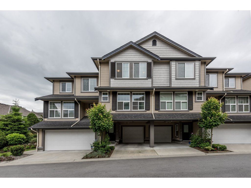 "Main Photo: 62 20831 70TH Avenue in Langley: Willoughby Heights Townhouse for sale in ""RADIUS MILNER HEIGHTS"" : MLS®# R2177188"