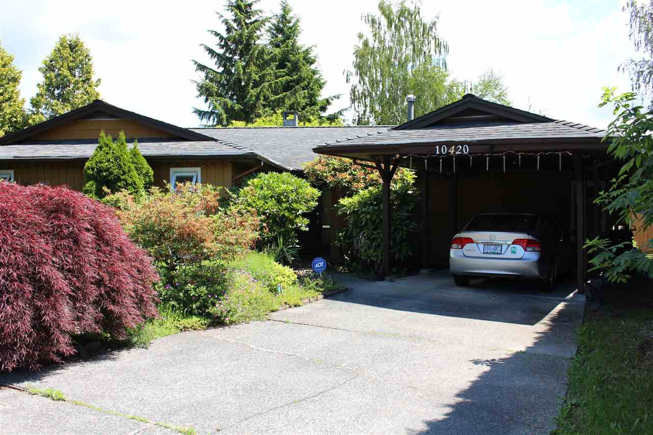 Main Photo: 10420 ALGONQUIN Drive in Richmond: McNair House for sale : MLS®# R2207195