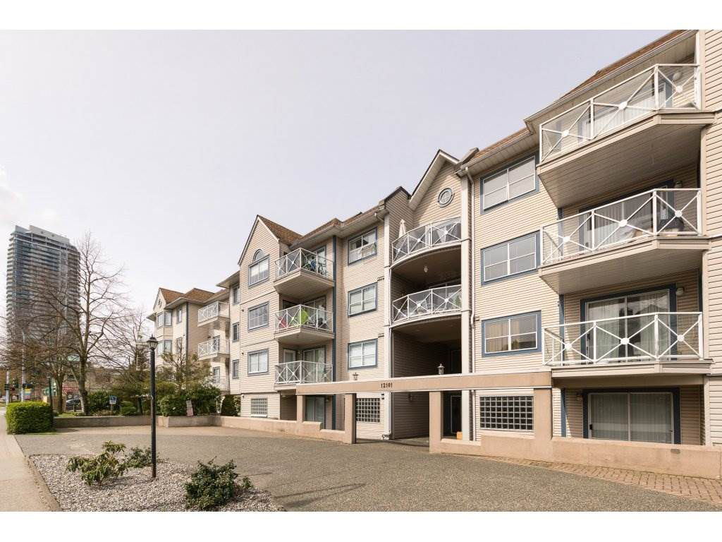 "Main Photo: 327 12101 80 Avenue in Surrey: Queen Mary Park Surrey Condo for sale in ""Surrey Town Manor"" : MLS®# R2258938"