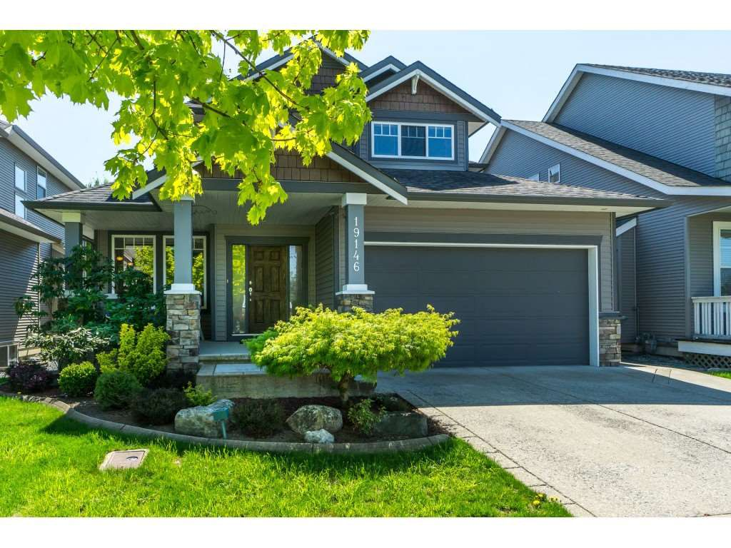 """Main Photo: 19146 68B Avenue in Surrey: Clayton House for sale in """"Clayton Village"""" (Cloverdale)  : MLS®# R2262139"""