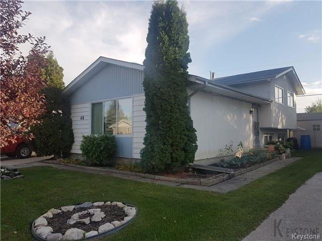 Main Photo: 46 Ormiston Road in Winnipeg: Windsor Park Residential for sale (2G)  : MLS®# 1812146