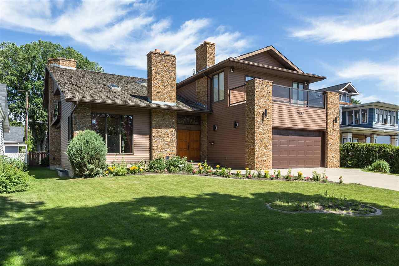 Main Photo: 5658 ADA Boulevard in Edmonton: Zone 09 House for sale : MLS®# E4131218