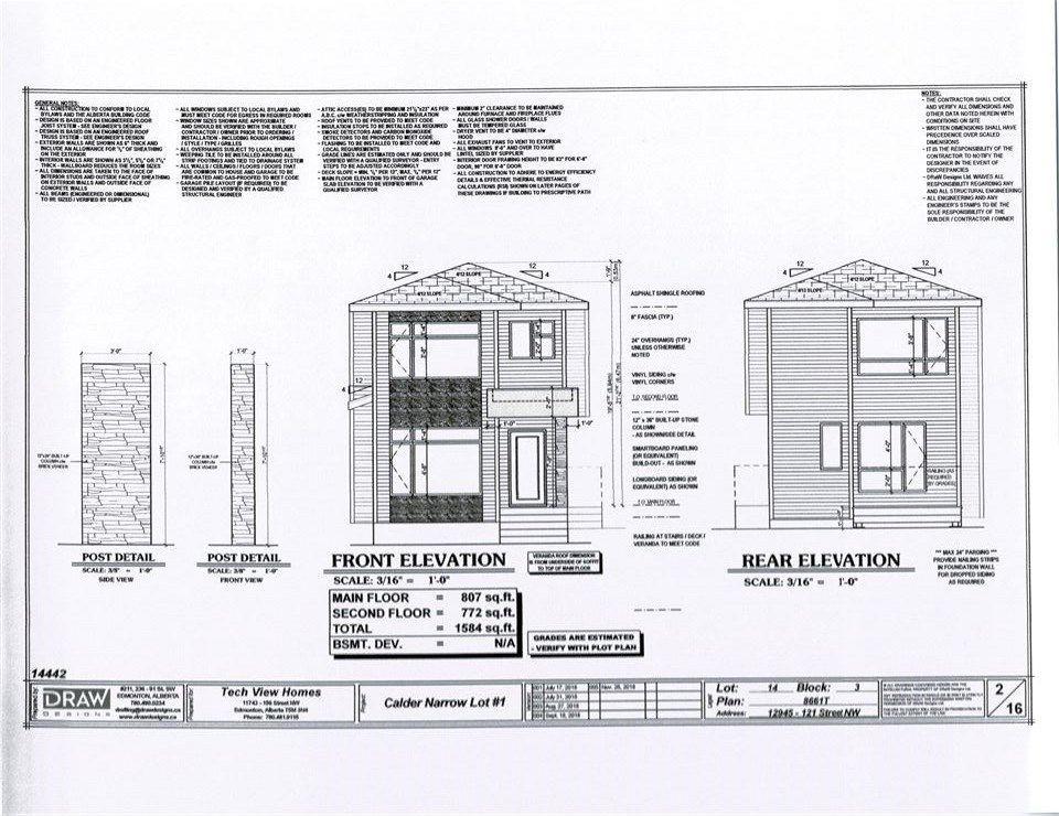 Main Photo: 12322 101 Street in Edmonton: Zone 08 House for sale : MLS®# E4141559