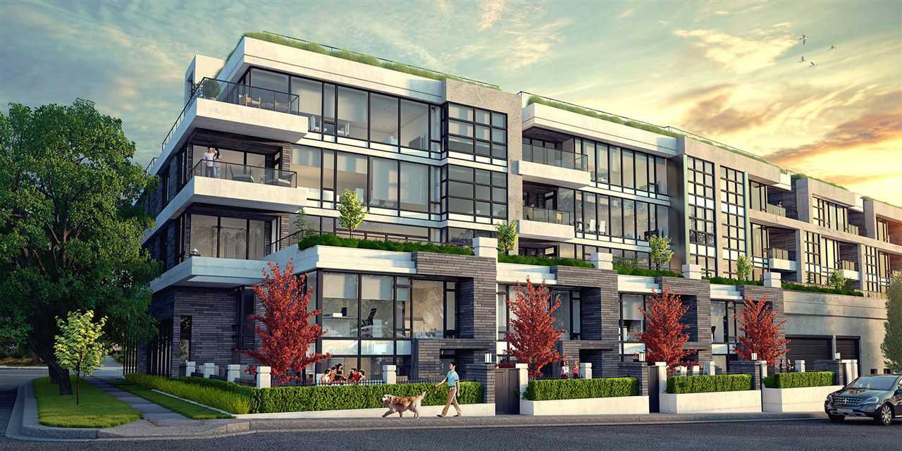 """Main Photo: 311 6333 W BOULEVARD in Vancouver: Kerrisdale Condo for sale in """"MCKINNON"""" (Vancouver West)  : MLS®# R2339467"""