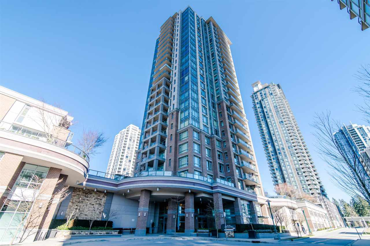 """Main Photo: 1602 1155 THE HIGH Street in Coquitlam: North Coquitlam Condo for sale in """"M1 BY CRESSEY"""" : MLS®# R2342770"""