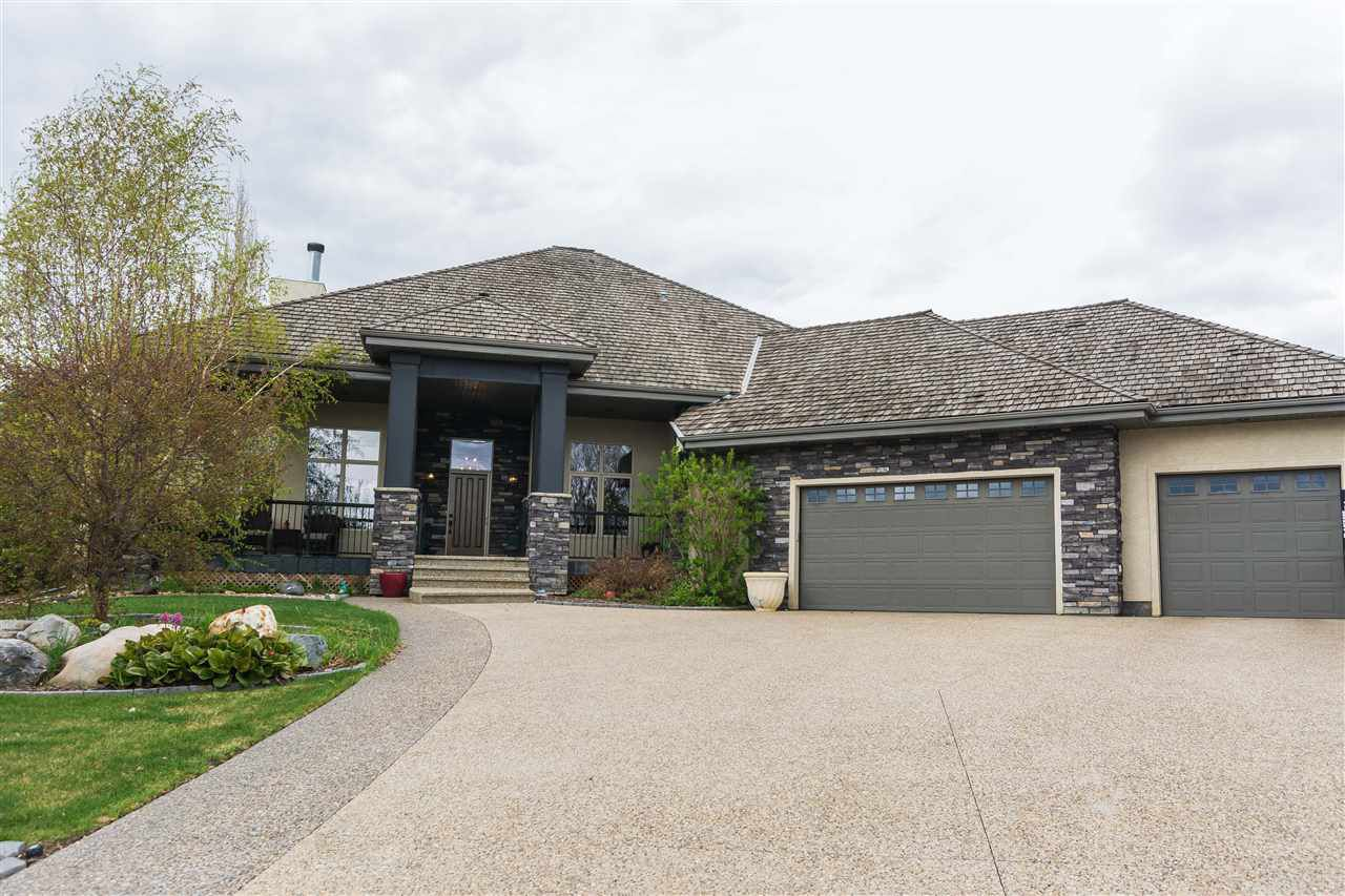 Main Photo: 12 PINNACLE Place: Rural Sturgeon County House for sale : MLS®# E4158169