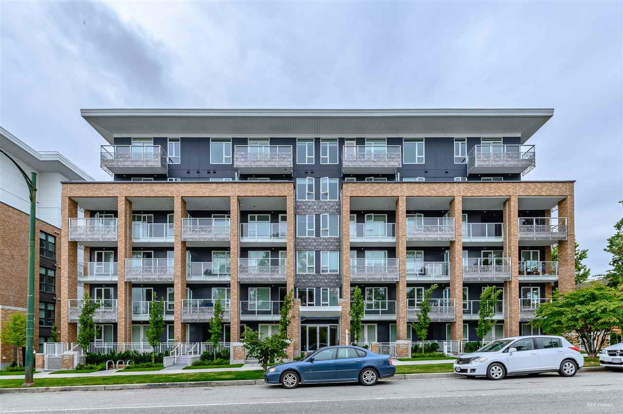 Main Photo: 504 6933 CAMBIE Street in Vancouver: South Cambie Condo for sale (Vancouver West)  : MLS®# R2384128