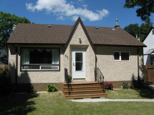 Main Photo: 95 Springside Drive in WINNIPEG: St Vital Residential for sale (South East Winnipeg)  : MLS®# 1115499