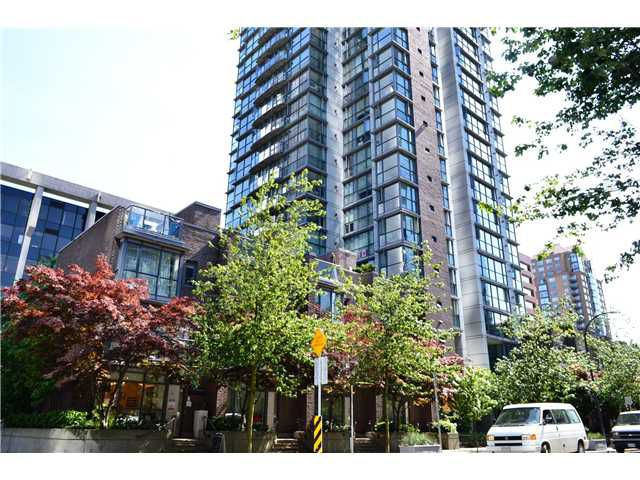 "Main Photo: 302 1068 HORNBY Street in Vancouver: Downtown VW Condo for sale in ""THE CANADIAN"" (Vancouver West)  : MLS®# V904299"