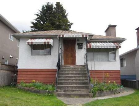 Main Photo: 6788 DOMAN ST in Vancouver: House for sale (Killarney VE)  : MLS®# V820070