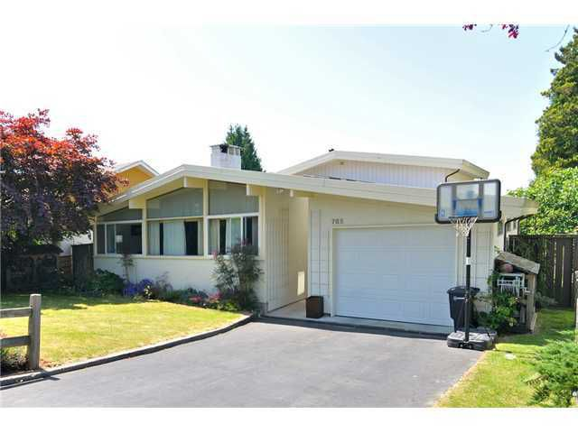 Main Photo: 765 DUTHIE Avenue in Burnaby: Sperling-Duthie House for sale (Burnaby North)  : MLS®# V999991