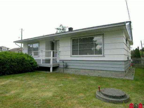 Main Photo: 11455 128 Street in Surrey: Bridgeview House for sale (North Surrey)  : MLS®# F1415703