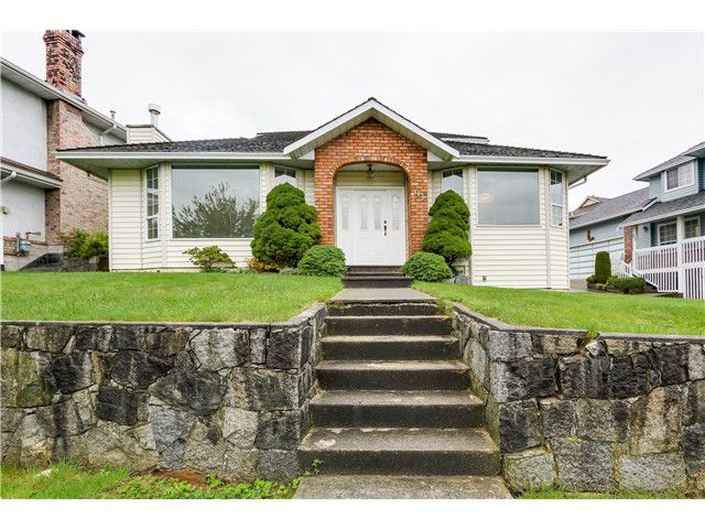 Main Photo: 91 MINER Street in New Westminster: Fraserview NW House for sale : MLS®# V1086851