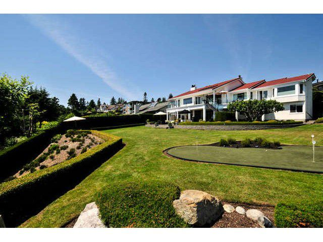 """Main Photo: 1286 132A Street in Surrey: Crescent Bch Ocean Pk. House for sale in """"Pacific Terrace"""" (South Surrey White Rock)  : MLS®# F1443095"""