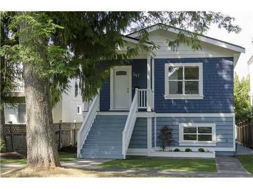 Main Photo: 347 34TH Ave E in Vancouver East: Main Home for sale ()  : MLS®# V981814