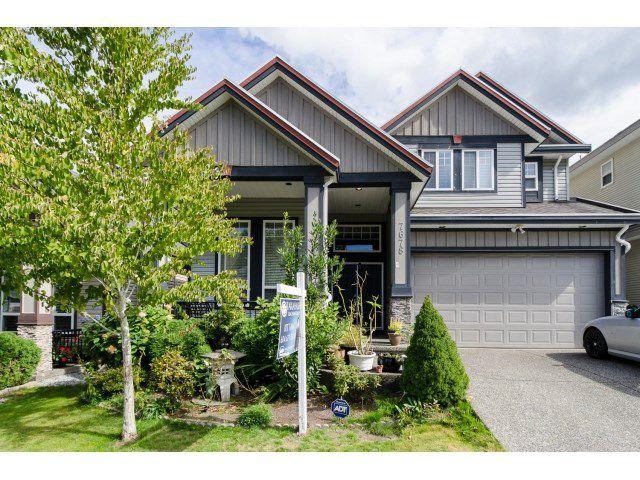 "Main Photo: 7678 146 Street in Surrey: East Newton House for sale in ""Chimney Ridge"" : MLS®# R2001325"