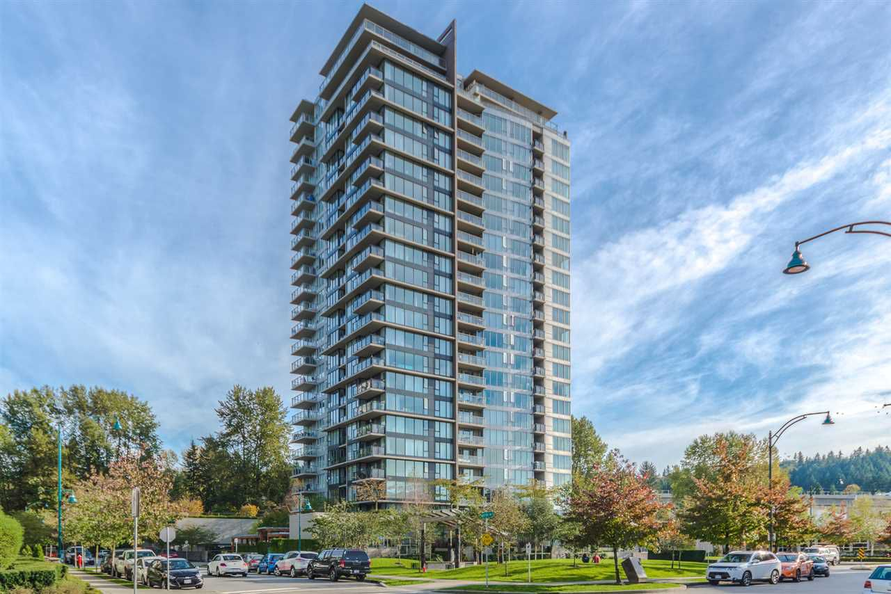 """Main Photo: 1103 651 NOOTKA Way in Port Moody: Port Moody Centre Condo for sale in """"SAHALEE"""" : MLS®# R2024409"""