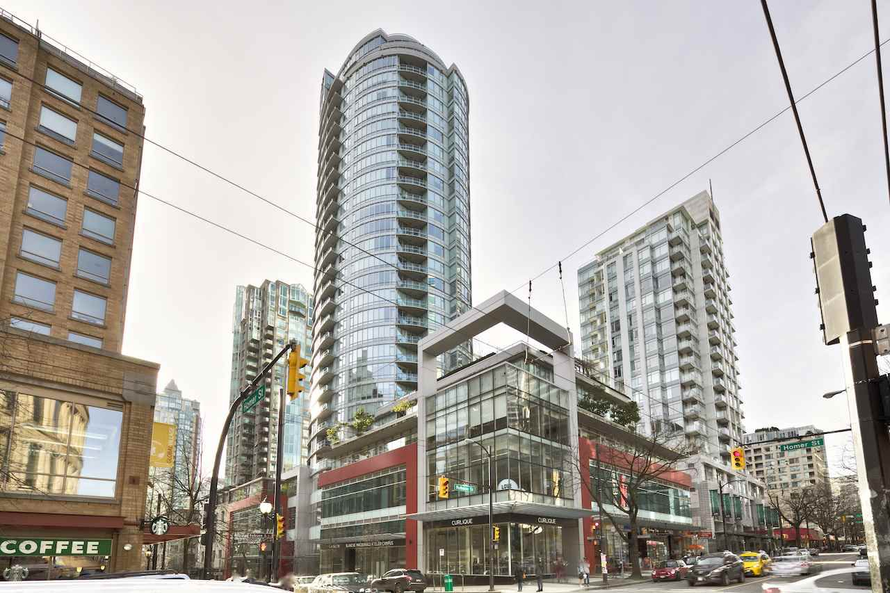 Main Photo: 907 833 HOMER Street in Vancouver: Downtown VW Condo for sale (Vancouver West)  : MLS®# R2038484