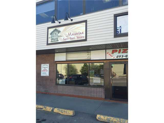Main Photo: 211-A 205 - 213 3RD Avenue in : A-ST_DTN Retail for lease (Strathmore)  : MLS®# C1027041