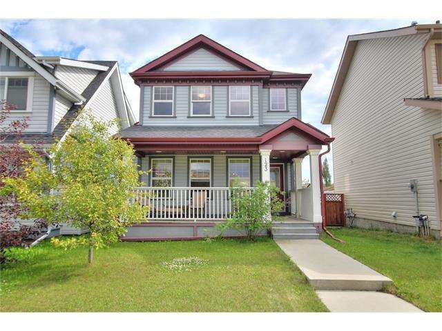 Main Photo: 123 EVERMEADOW Avenue SW in Calgary: Evergreen House for sale : MLS®# C4072165