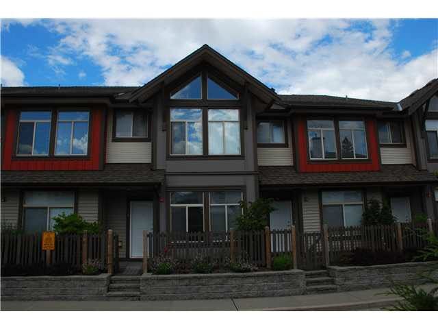"Main Photo: 6 10058 153 Street in Surrey: Guildford Townhouse for sale in ""ESCADA"" (North Surrey)  : MLS®# R2113608"