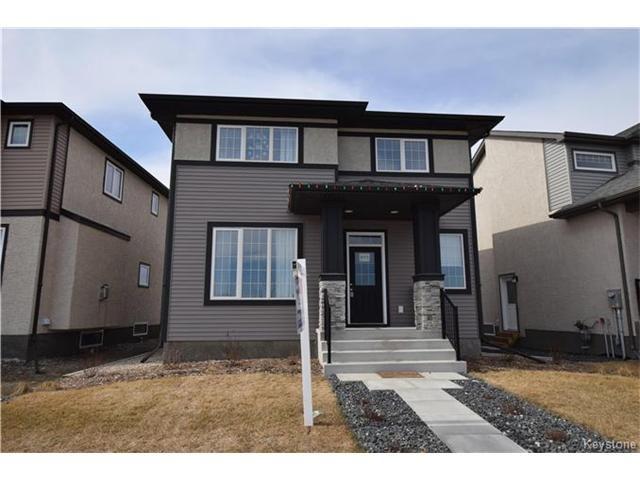 Main Photo: 411 Bridge Lake Drive in Winnipeg: Bridgwater Forest Residential for sale (1R)  : MLS®# 1706745