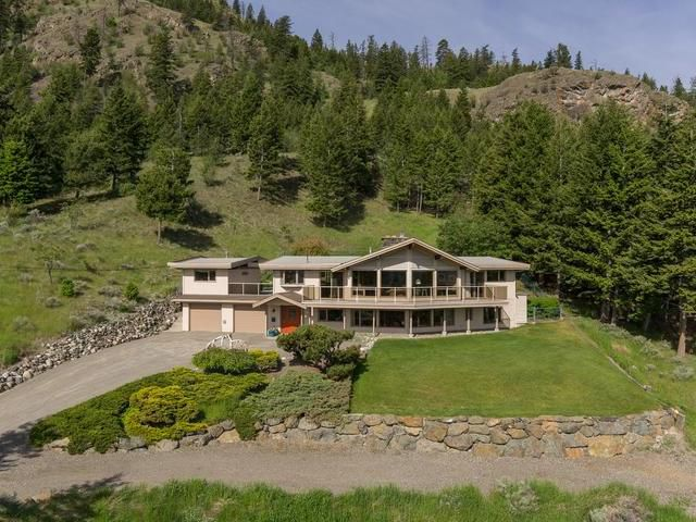 Main Photo: 1191 CRESTWOOD DRIVE in : Barnhartvale House for sale (Kamloops)  : MLS®# 140588
