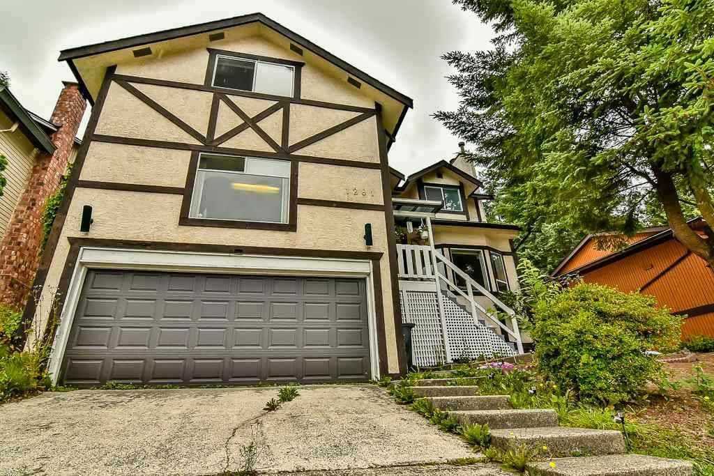 Main Photo: 1281 LANSDOWNE Drive in Coquitlam: Upper Eagle Ridge House for sale : MLS®# R2207221