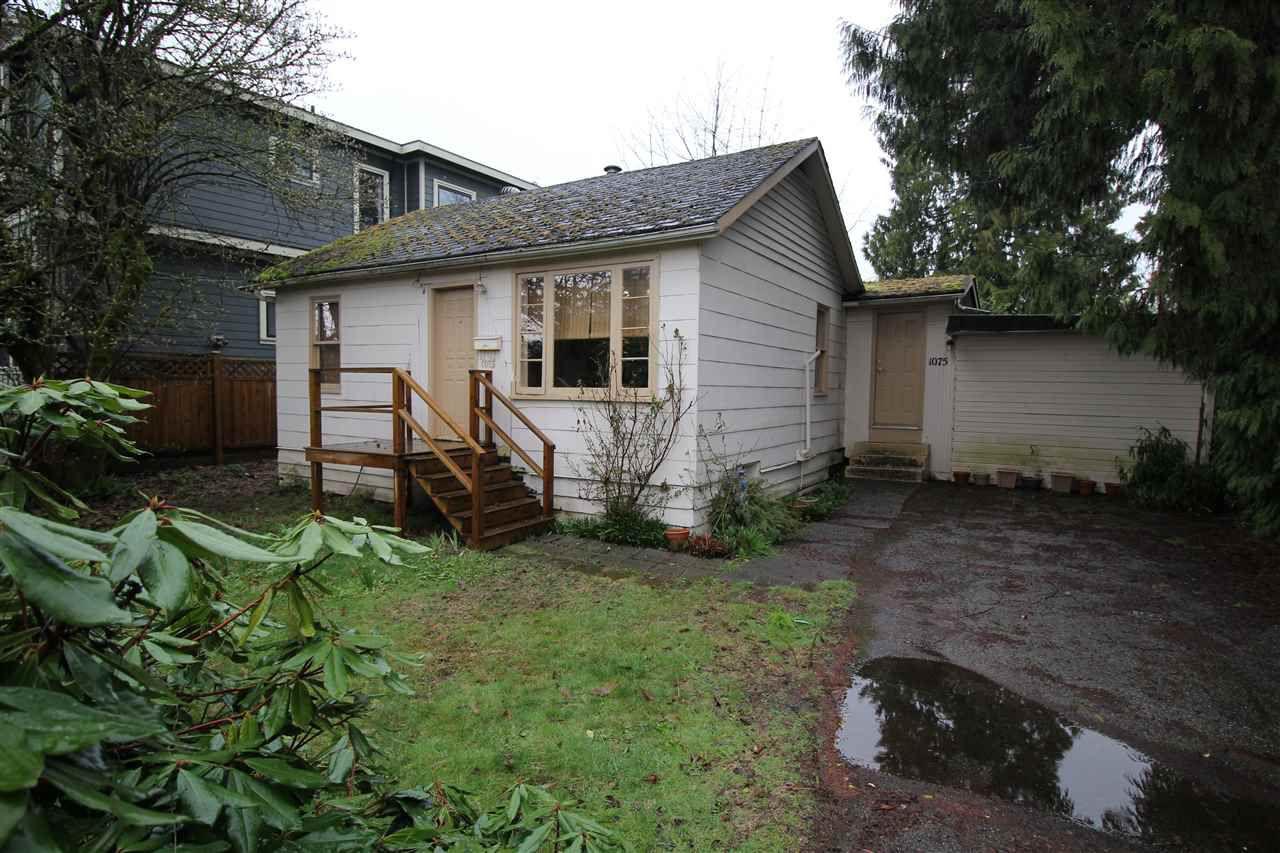 Main Photo: 1075 PRAIRIE Avenue in Port Coquitlam: Lincoln Park PQ House for sale : MLS®# R2251146