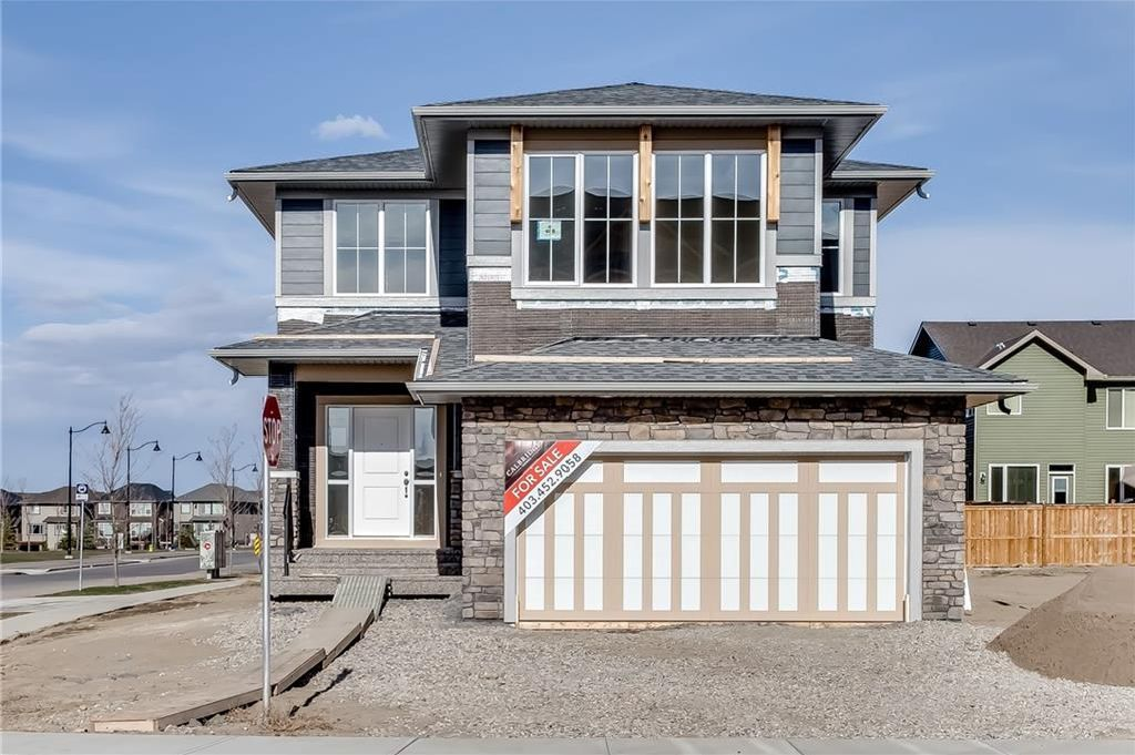 Main Photo: 408 LEGACY Boulevard SE in Calgary: Legacy House for sale : MLS®# C4182714