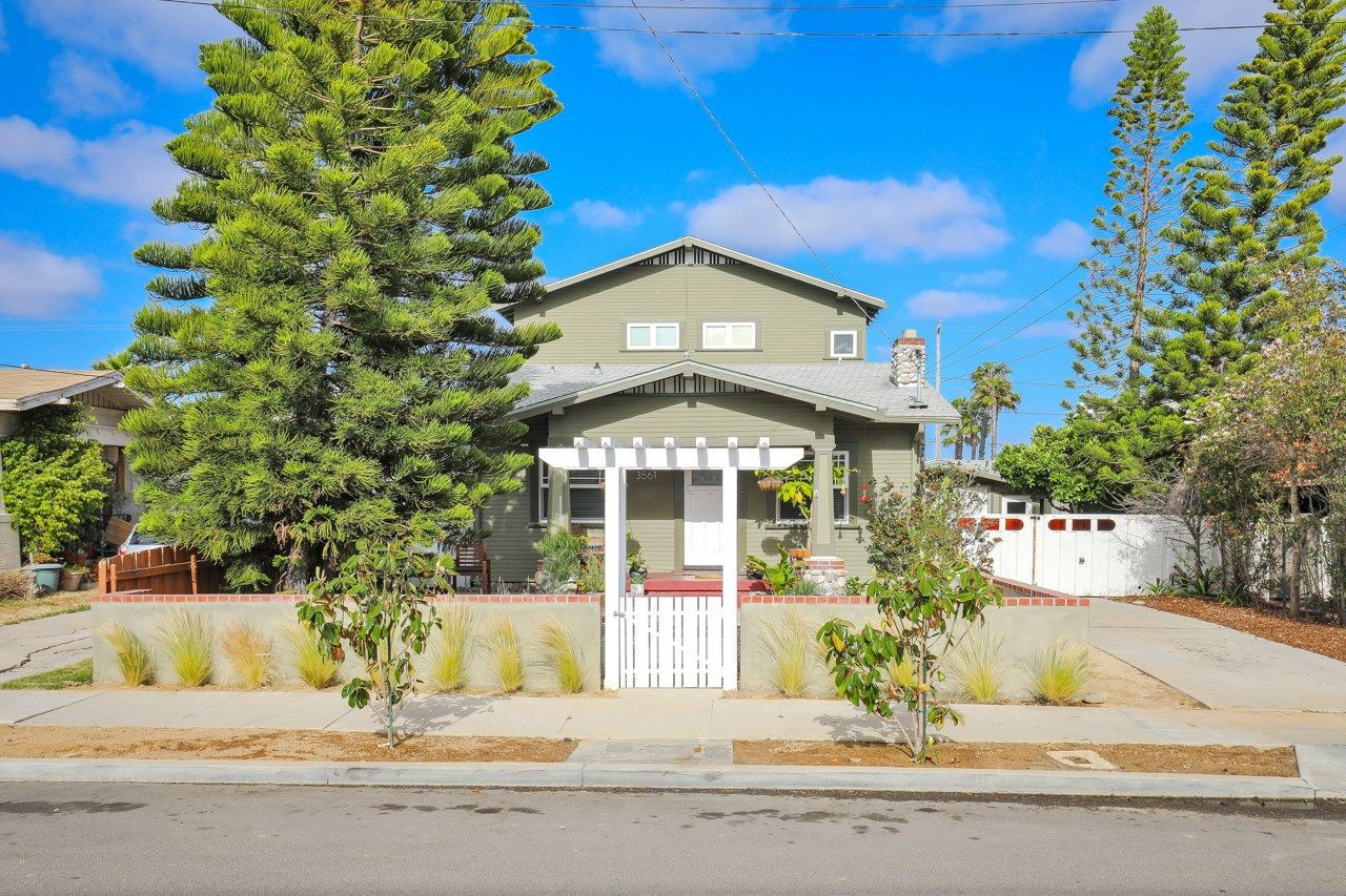 Main Photo: NORTH PARK House for sale : 3 bedrooms : 3561 Granada Ave in San Diego