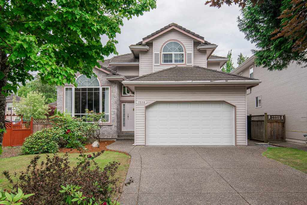 """Main Photo: 7516 145A Street in Surrey: East Newton House for sale in """"Chimney Heights"""" : MLS®# R2286698"""