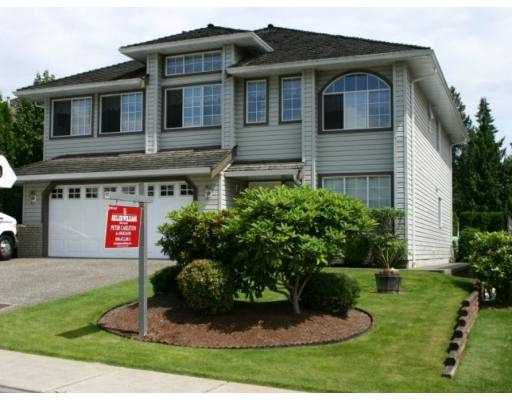 Main Photo: 1357 OXFORD ST in Coquitlam: Park Ridge Estates House for sale : MLS®# V548072