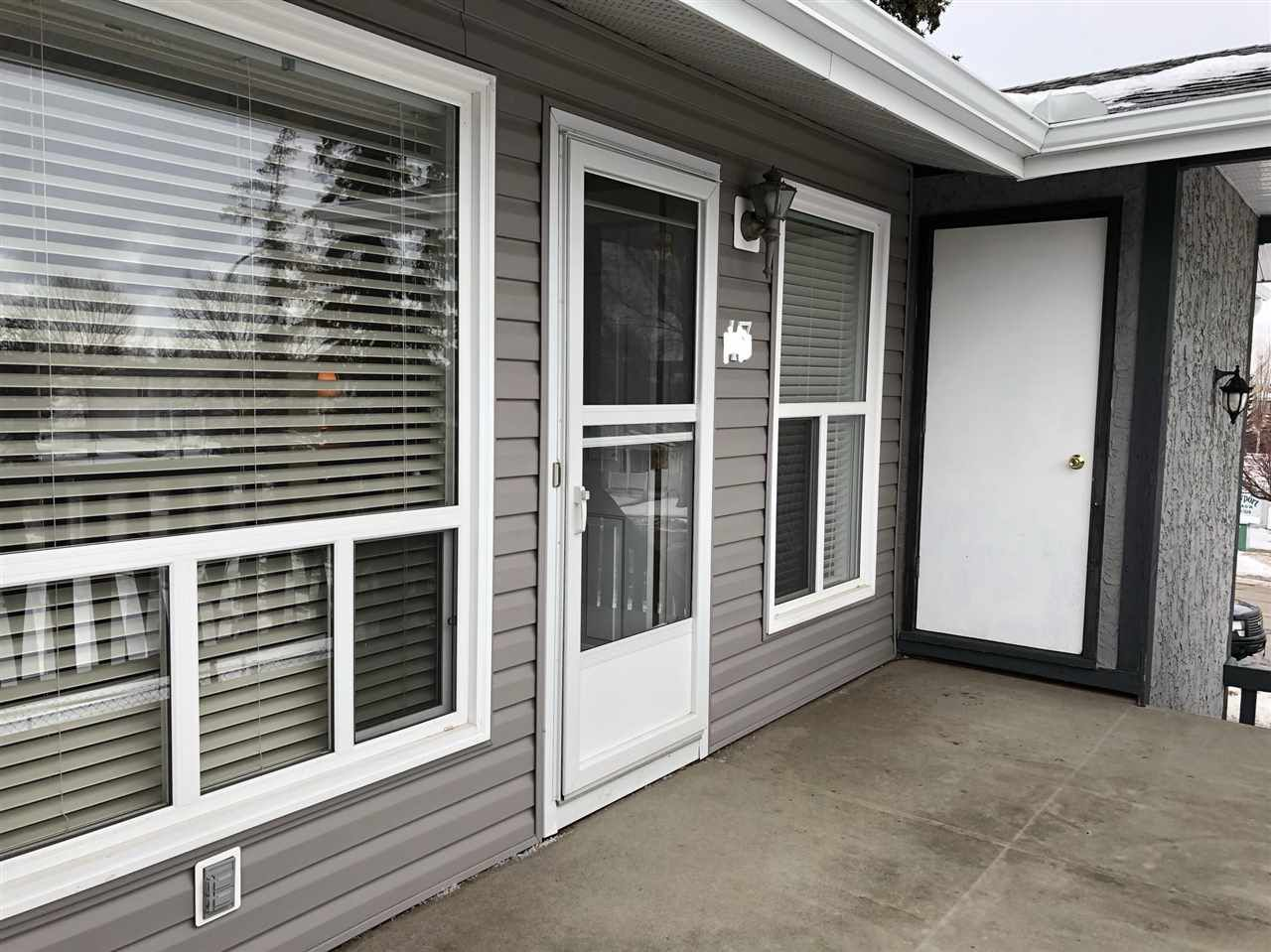 Main Photo: 47 1503 MILL WOODS Road E in Edmonton: Zone 29 Carriage for sale : MLS®# E4142827