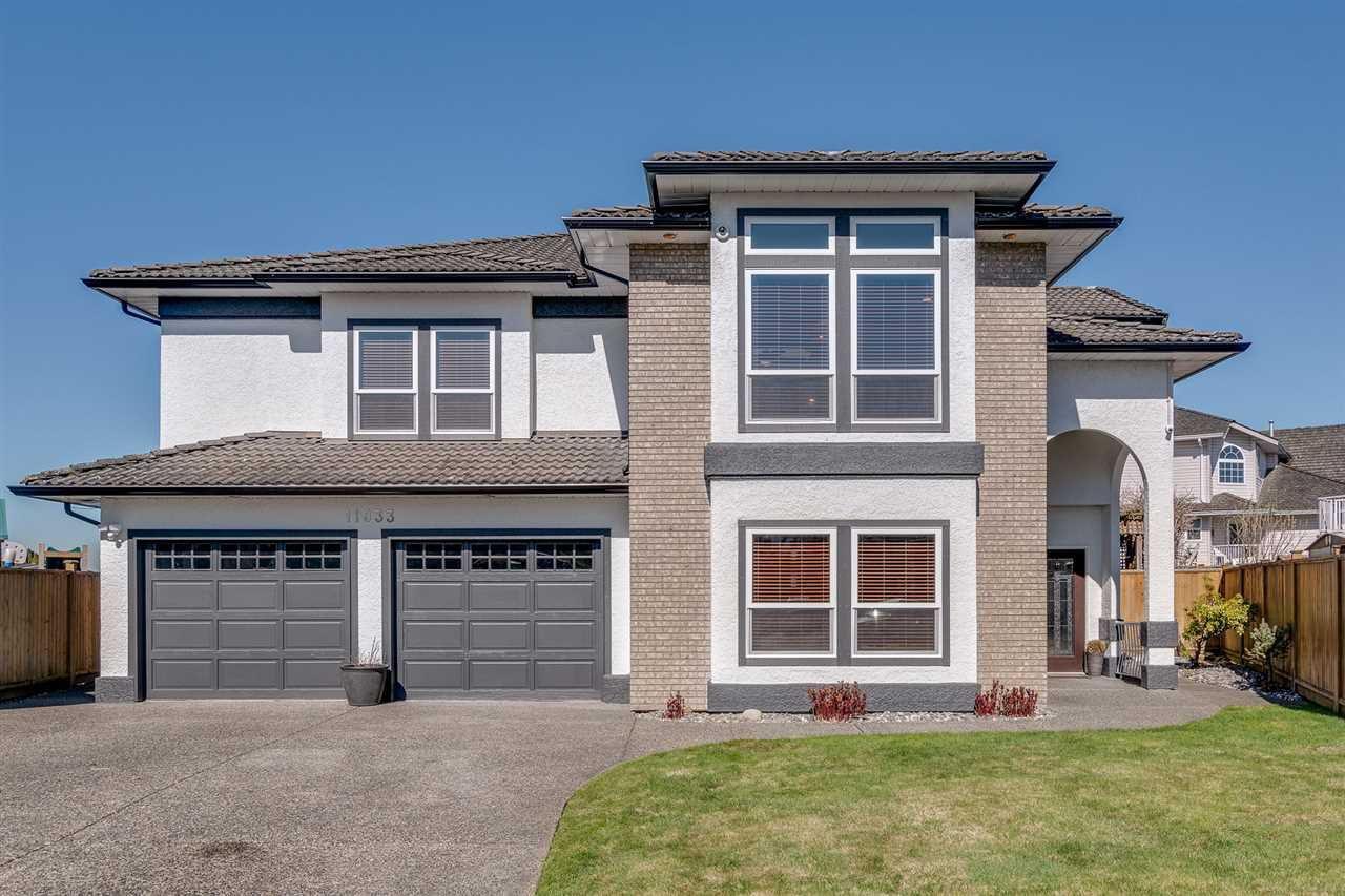 Main Photo: 11833 189A Street in Pitt Meadows: Central Meadows House for sale : MLS®# R2352995