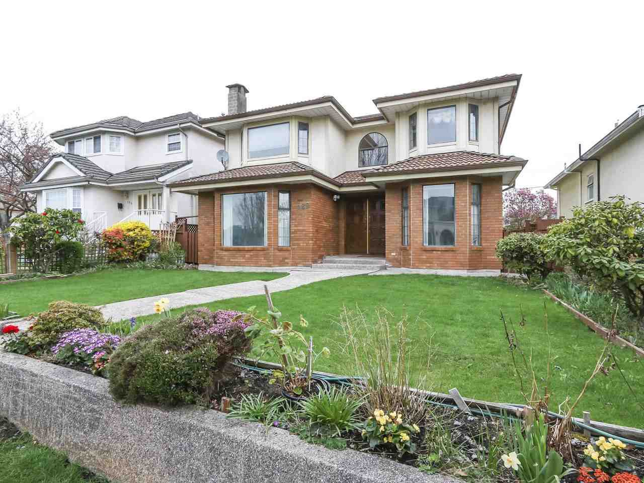 Main Photo: 189 W 46TH Avenue in Vancouver: Oakridge VW House for sale (Vancouver West)  : MLS®# R2356639