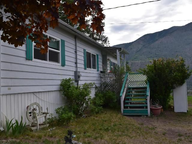 Main Photo: 10551 TEXAS CREEK ROAD: Lillooet Manufactured Home/Prefab for sale (South West)  : MLS®# 151475