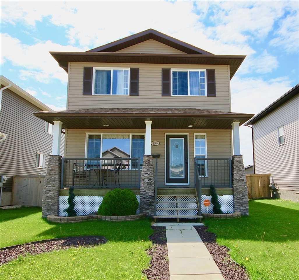 Main Photo: 4005 56 Avenue: Wetaskiwin House for sale : MLS®# E4164111