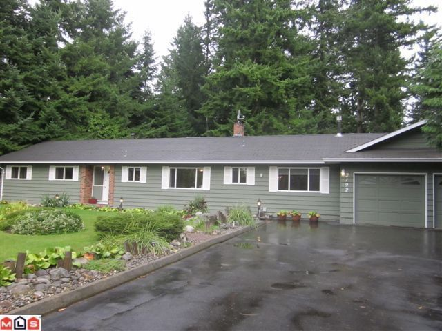 Main Photo: 2192 171ST Street in Surrey: Pacific Douglas House for sale (South Surrey White Rock)  : MLS®# F1124871