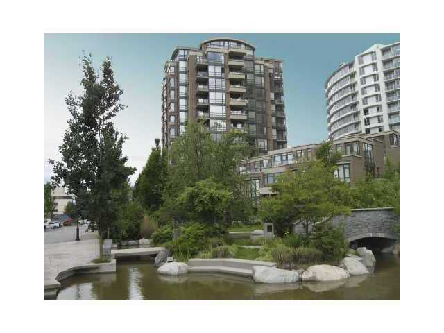 "Main Photo: # 505 170 W 1ST ST in North Vancouver: Lower Lonsdale Condo for sale in ""ONE PARK LANE"" : MLS®# V940838"