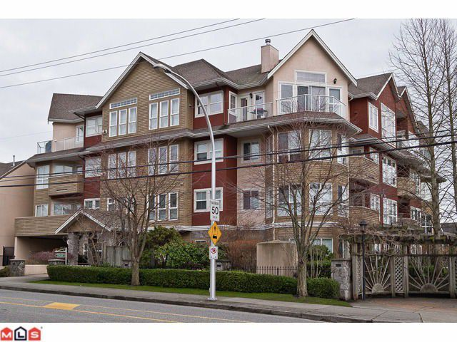 "Main Photo: # 402 1630 154TH ST in Surrey: King George Corridor Condo for sale in ""CARLTON COURT"" (South Surrey White Rock)  : MLS®# F1202707"