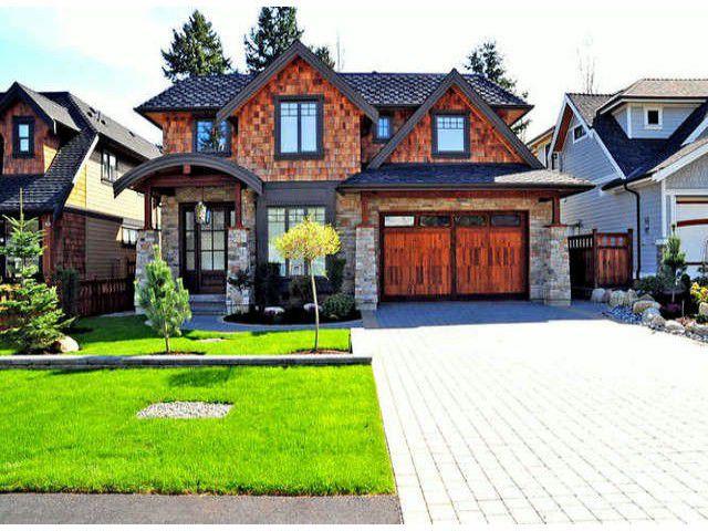 Main Photo: 15442 OXENHAM Avenue: White Rock House for sale (South Surrey White Rock)  : MLS®# F1401902