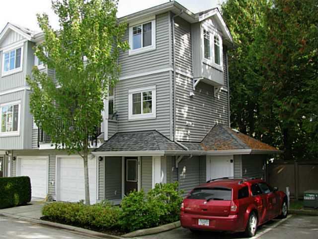 "Main Photo: 12 5988 OLD MCLELLAN Road in Surrey: Cloverdale BC Townhouse for sale in ""MCLELLAN MEWS"" (Cloverdale)  : MLS®# F1424260"