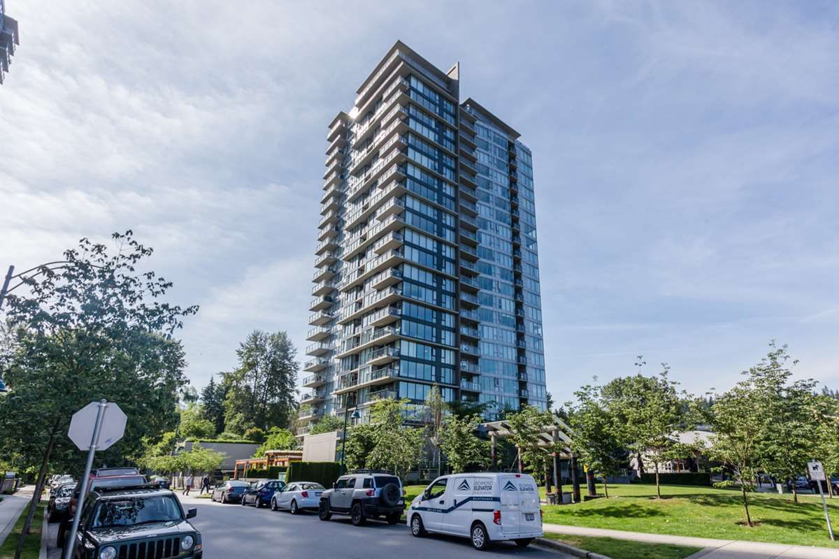 """Main Photo: 602 651 NOOTKA Way in Port Moody: Port Moody Centre Condo for sale in """"SAHALEE"""" : MLS®# R2074981"""